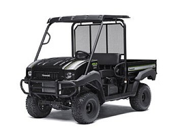 2017 Kawasaki Mule 4010 for sale 200424824