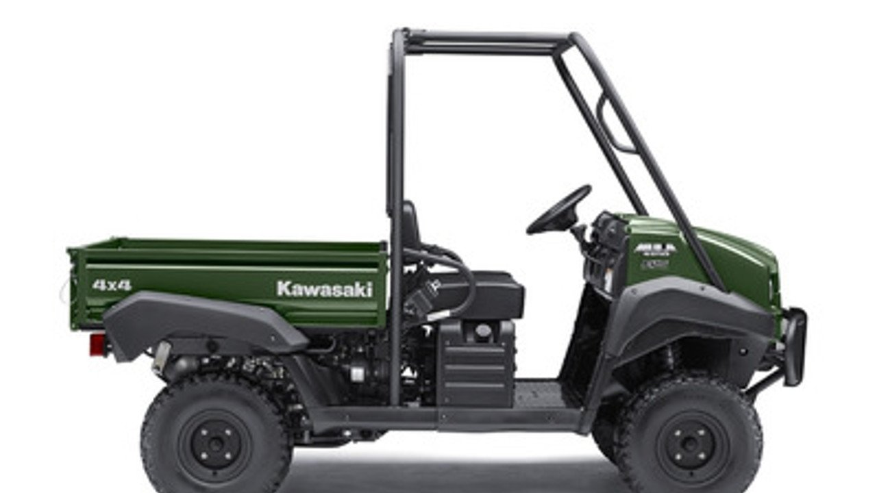 2017 Kawasaki Mule 4010 for sale 200424866