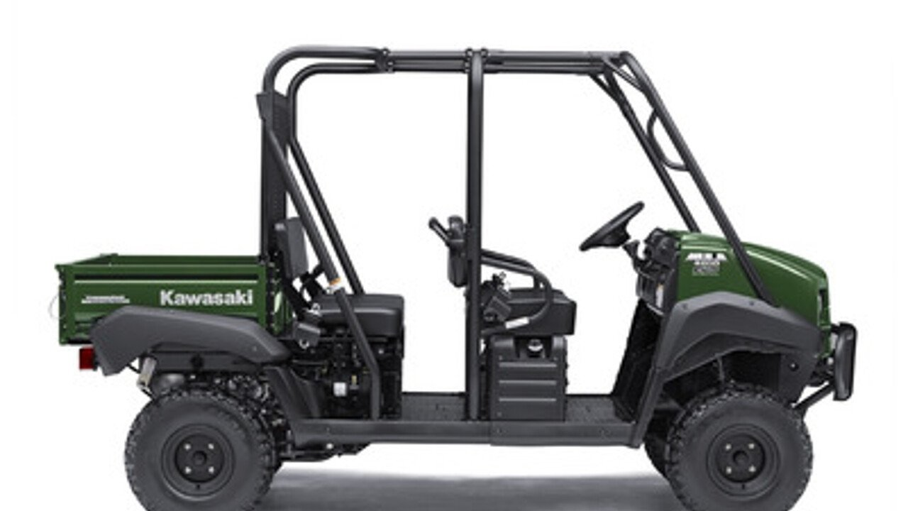 2017 Kawasaki Mule 4010 for sale 200424868