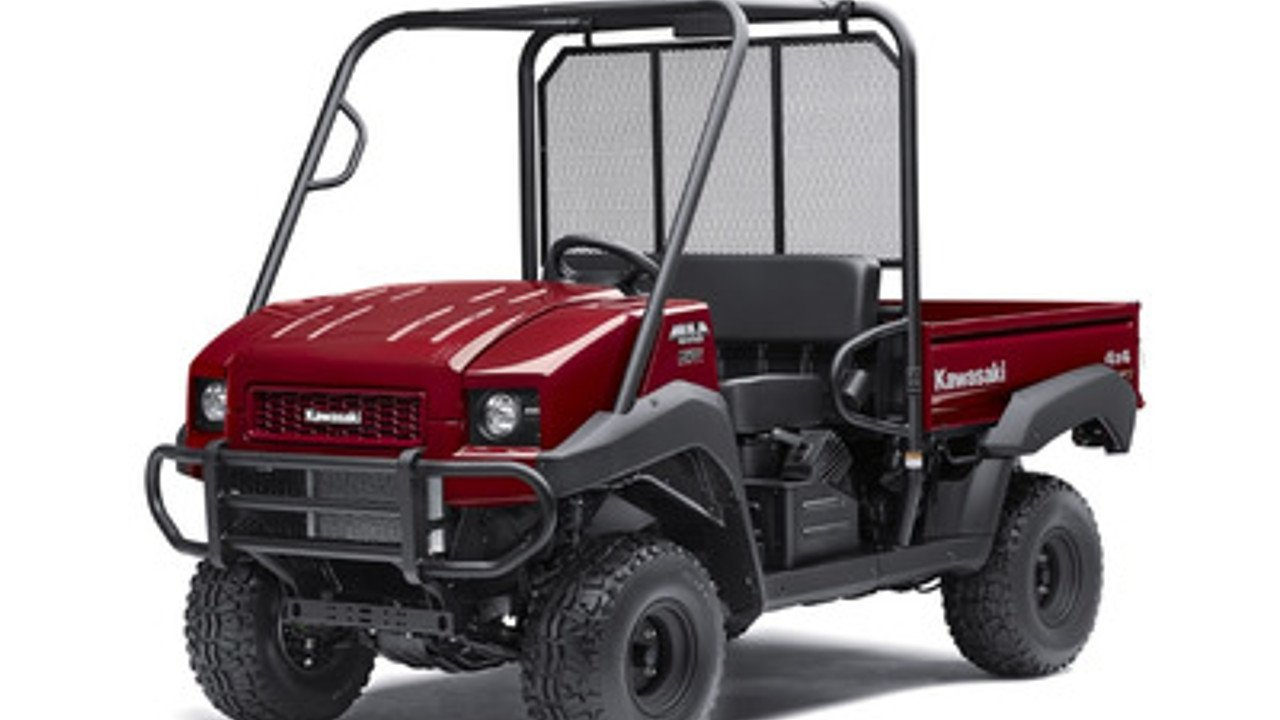 2017 Kawasaki Mule 4010 for sale 200474667