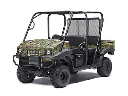 2017 Kawasaki Mule 4010 for sale 200561060