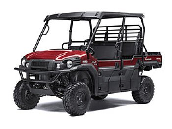 2017 Kawasaki Mule PRO-DXT for sale 200560980