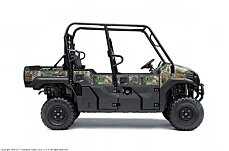 2017 Kawasaki Mule PRO-FXT for sale 200421021