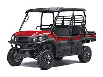 2017 Kawasaki Mule PRO-FXT EPS LE for sale 200401394