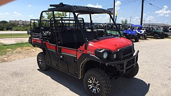 2017 Kawasaki Mule PRO-FXT EPS LE for sale 200419837