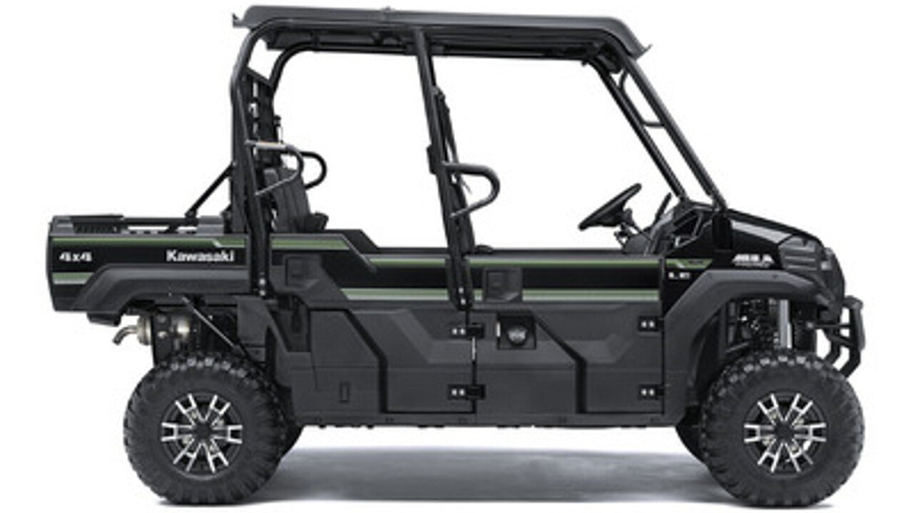 2017 Kawasaki Mule PRO-FXT for sale 200424826