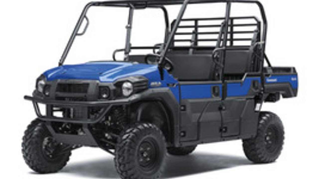 2017 Kawasaki Mule PRO-FXT EPS for sale 200437267