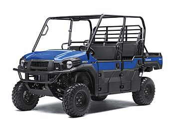 2017 Kawasaki Mule PRO-FXT EPS for sale 200438229