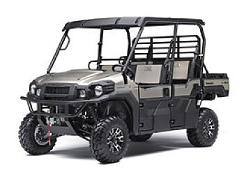 2017 Kawasaki Mule PRO-FXT for sale 200502443