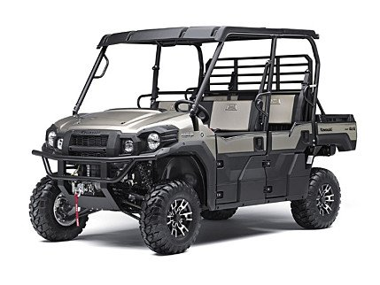 2017 Kawasaki Mule PRO-FXT for sale 200459296