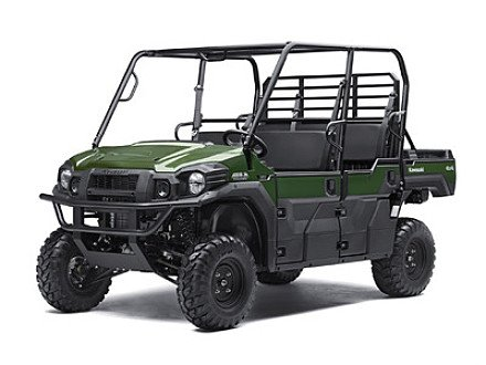 2017 Kawasaki Mule PRO-FXT for sale 200470068