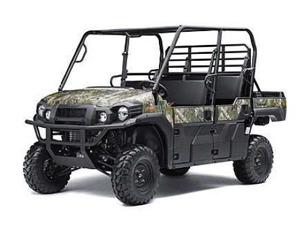 2017 Kawasaki Mule PRO-FXT for sale 200474410