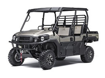 2017 Kawasaki Mule PRO-FXT for sale 200560987
