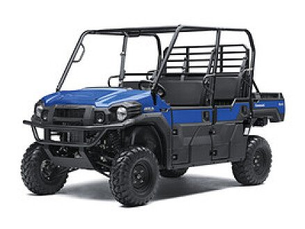 2017 Kawasaki Mule PRO-FXT for sale 200561017