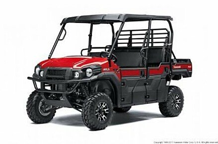 2017 Kawasaki Mule PRO-FXT for sale 200589688