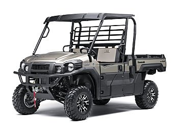 2017 Kawasaki Mule Pro-FX for sale 200437289