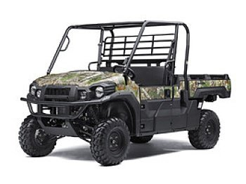 2017 Kawasaki Mule Pro-FX for sale 200470073