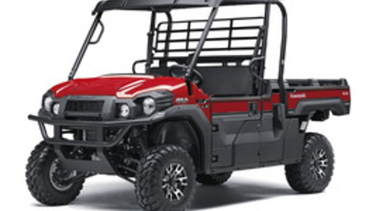 2017 Kawasaki Mule Pro-FX for sale 200560991