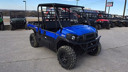 2017 Kawasaki Mule Pro-FX EPS for sale 200396054