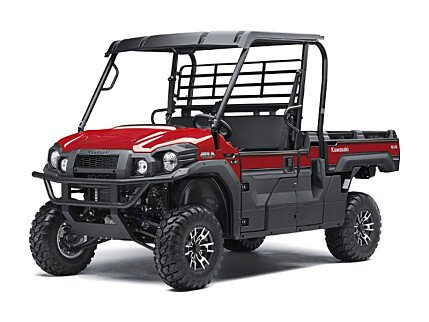 2017 Kawasaki Mule Pro-FX for sale 200459093