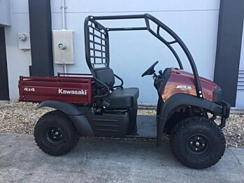 2017 Kawasaki Mule SX 4x4 for sale 200361369