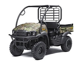 2017 Kawasaki Mule SX for sale 200425578