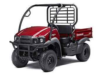 2017 Kawasaki Mule SX 4x4 for sale 200490775