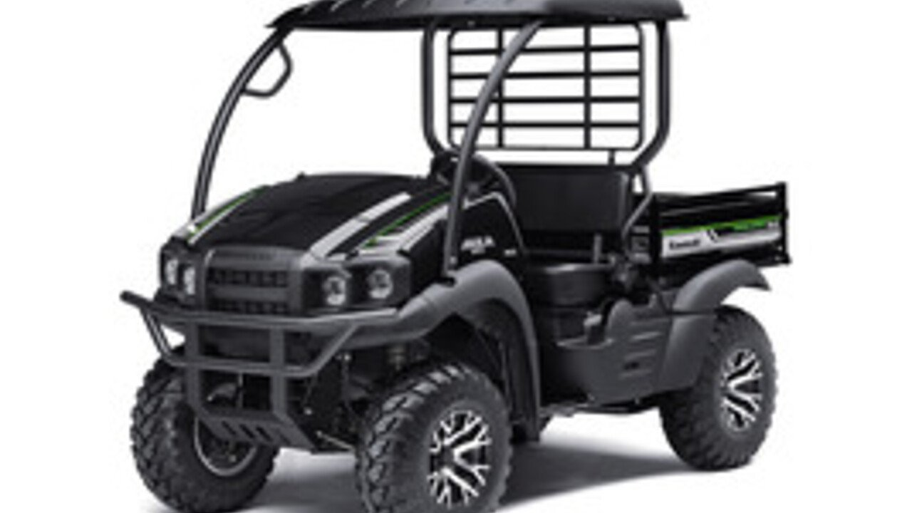 2017 Kawasaki Mule SX for sale 200560999