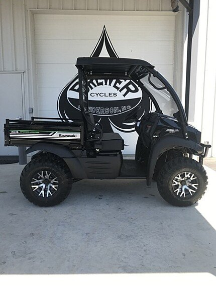 2017 Kawasaki Mule SX for sale 200401145