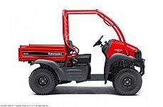 2017 Kawasaki Mule SX 4x4 for sale 200446055