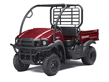 2017 Kawasaki Mule SX for sale 200459103