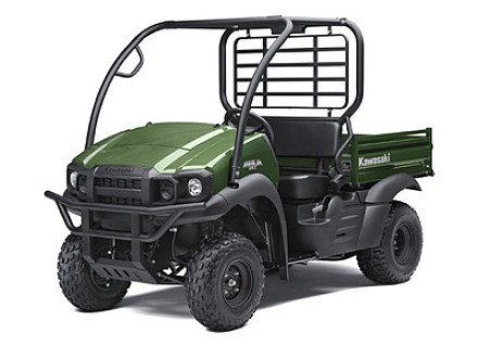2017 Kawasaki Mule SX for sale 200470082