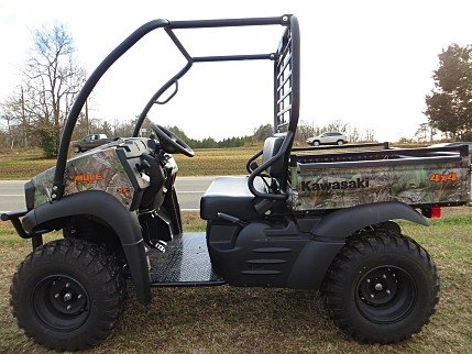 2017 Kawasaki Mule SX for sale 200489937