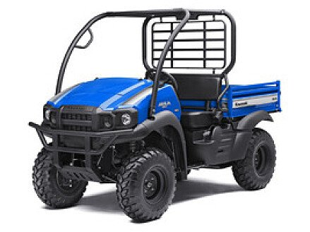 2017 Kawasaki Mule SX for sale 200561027