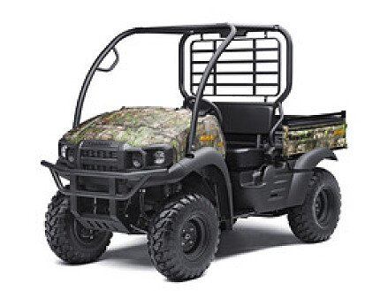 2017 Kawasaki Mule SX for sale 200561054