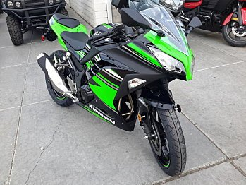 2017 Kawasaki Ninja 300 ABS for sale 200422378