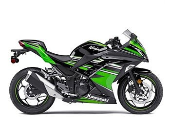2017 Kawasaki Ninja 300 ABS for sale 200426108