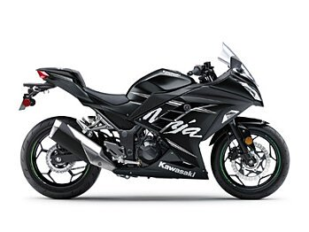 2017 Kawasaki Ninja 300 ABS for sale 200436335