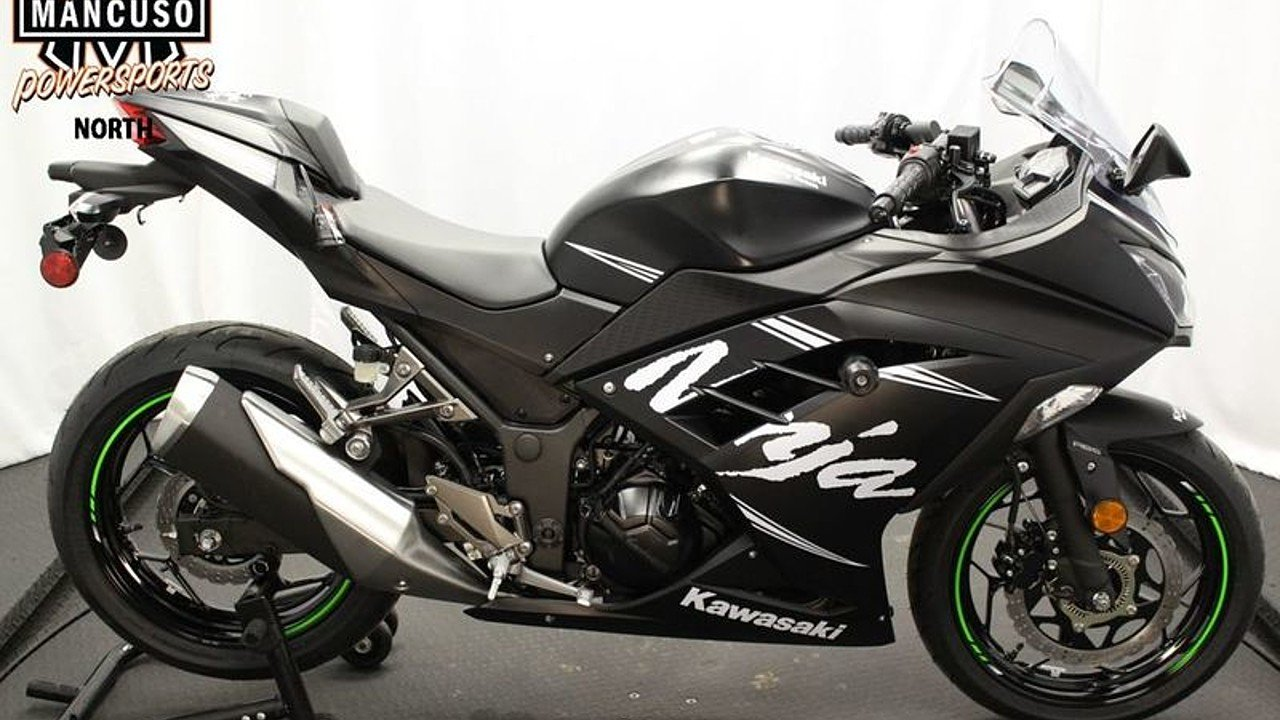 2017 Kawasaki Ninja 300 ABS for sale 200438450