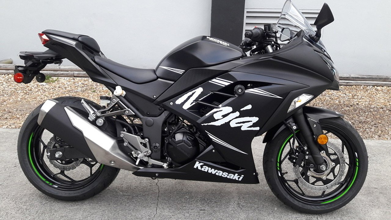 2017 Kawasaki Ninja 300 ABS for sale 200440456