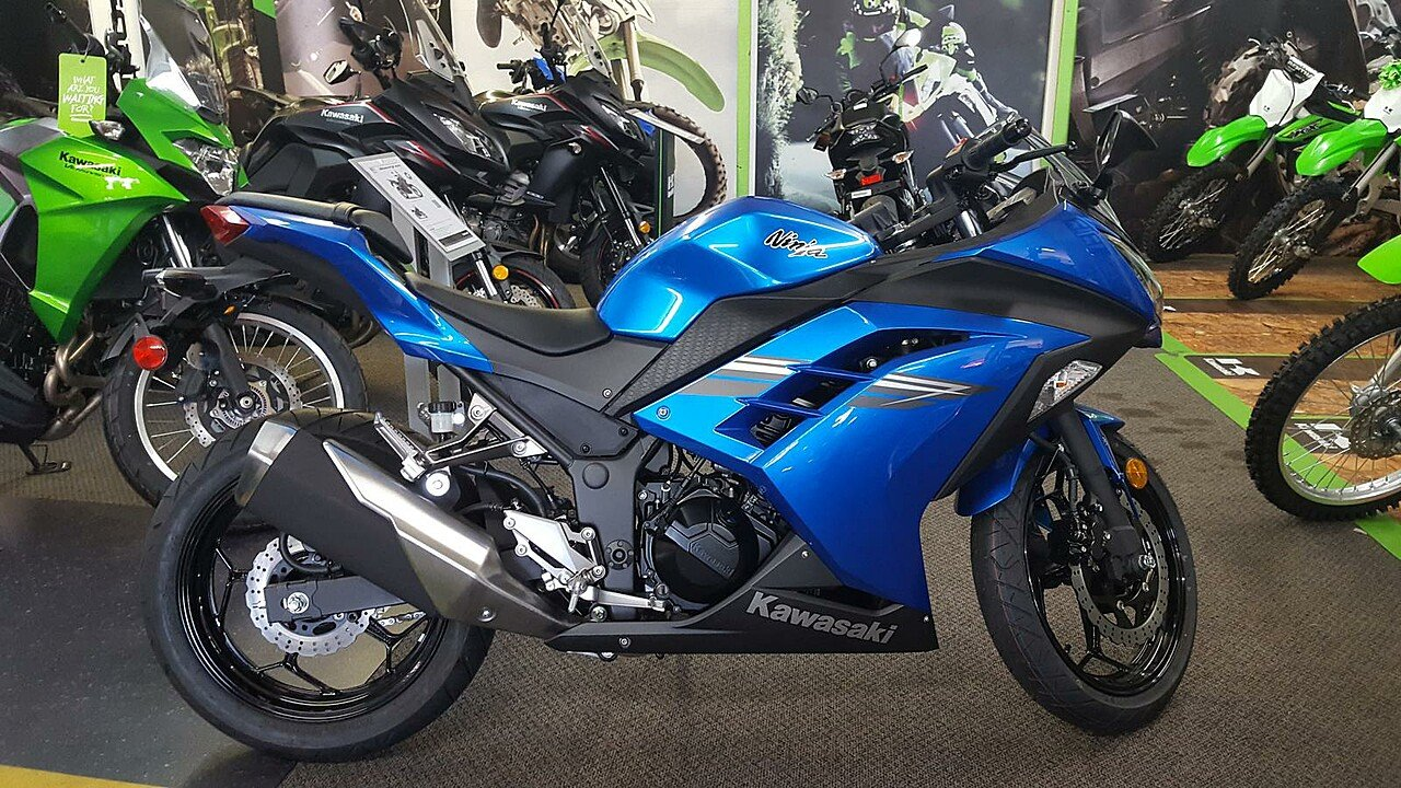 2017 Kawasaki Ninja 300 for sale 200498811