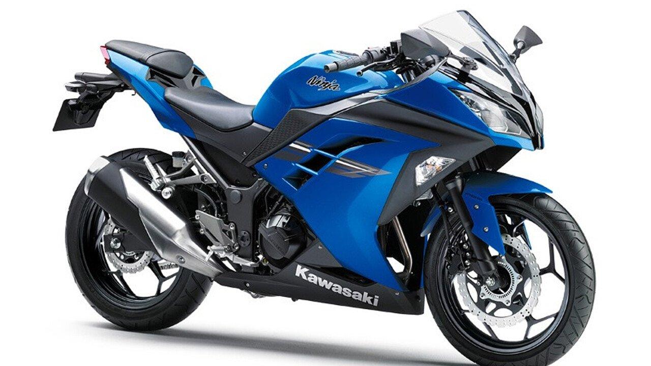 2017 Kawasaki Ninja 300 ABS for sale near Winston Salem, North ...