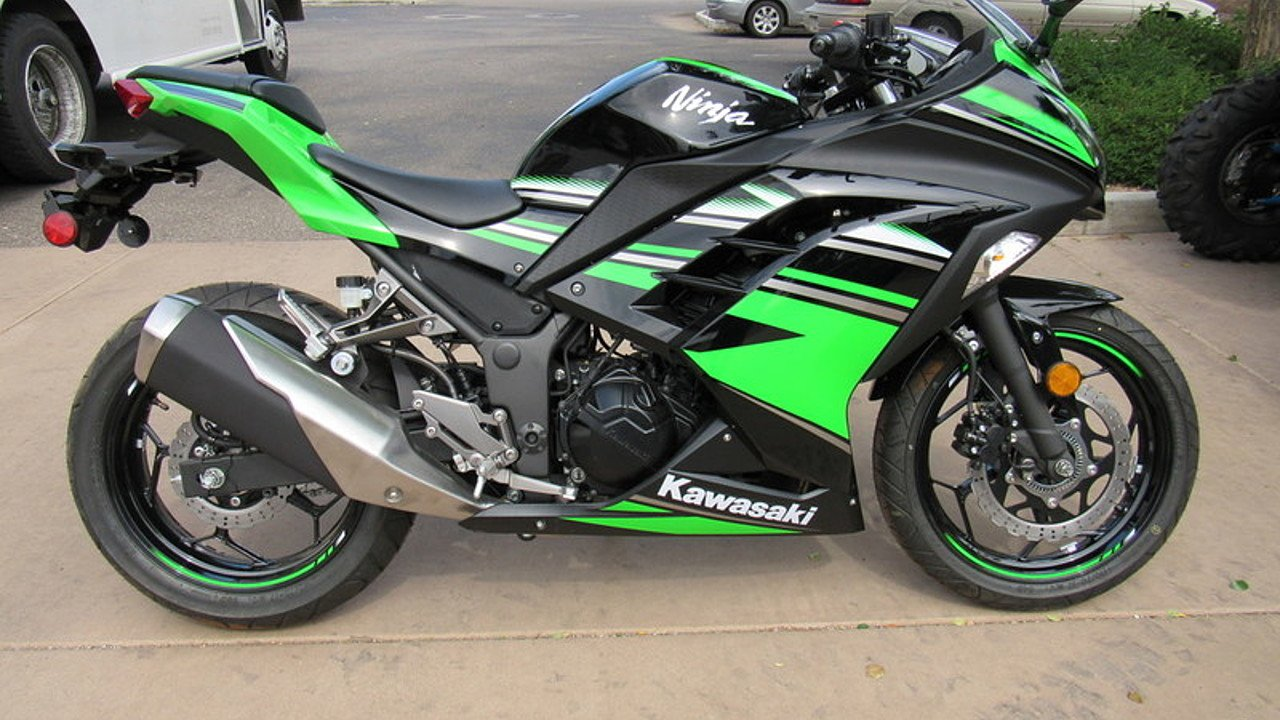 2017 Kawasaki Ninja 300 for sale 200581808