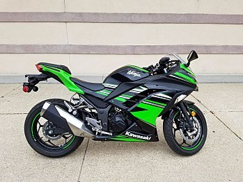 2017 Kawasaki Ninja 300 ABS for sale 200616305