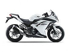 2017 Kawasaki Ninja 300 for sale 200422388
