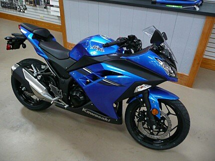 2017 Kawasaki Ninja 300 for sale 200468240