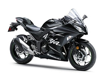 2017 Kawasaki Ninja 300 for sale 200474732