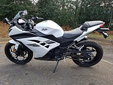 2017 Kawasaki Ninja 300 for sale 200519947