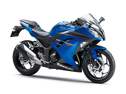 2017 Kawasaki Ninja 300 ABS for sale 200547050