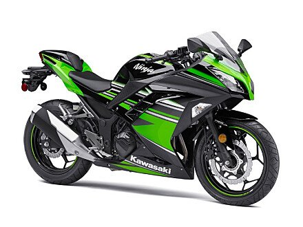 2017 Kawasaki Ninja 300 ABS for sale 200547104